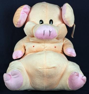 Plüsch Schwein