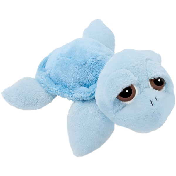 Peepers Schildkröte S 15cm blau
