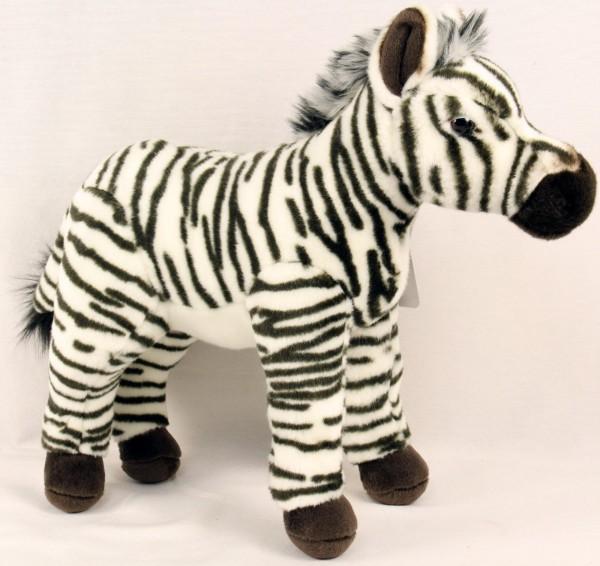 Plüsch Zebra