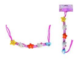 Hello Kitty Wagenkette aus Plüsch