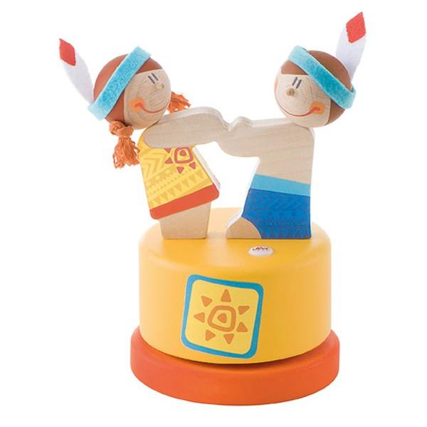 Spieluhr Little indians