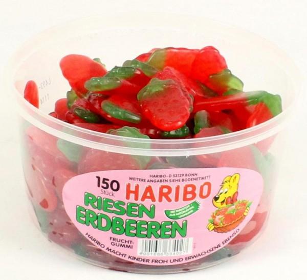 HARIBO Riesenerdbeeren