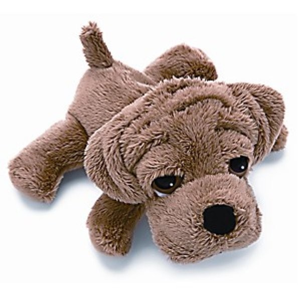 Plüschtier Peepers Hund Sharpei 16cm