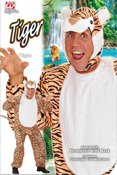 Kostüm Tiger M