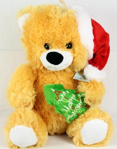 Plüsch Weihnachtsbär