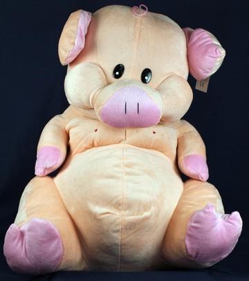 Plüsch Schwein 60cm