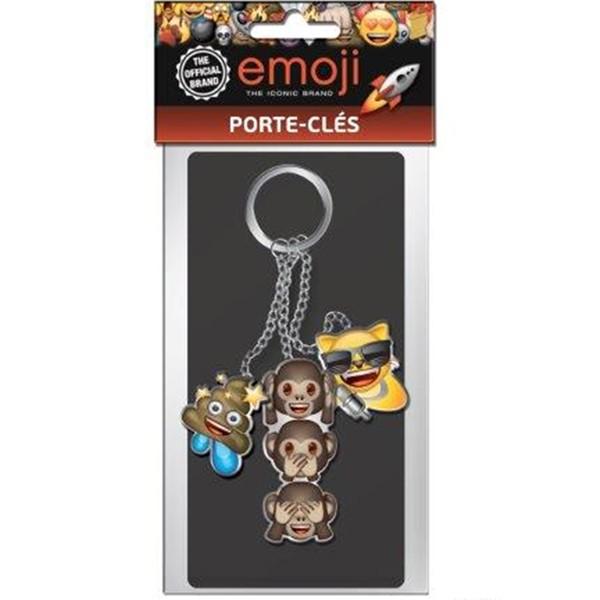 Emojis Schlüsselanhänger