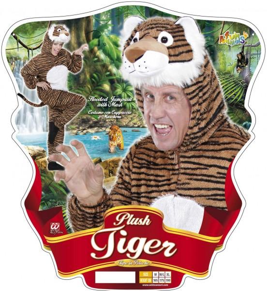 Tigerkostüm XL