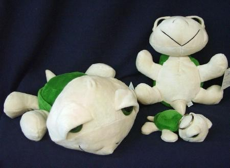 Plüsch Schildkröte 30cm