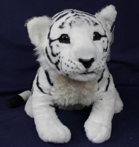 Plüsch Tigerbaby sitzend