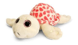 Peepers Schildkröte Sparkle 18cm pink